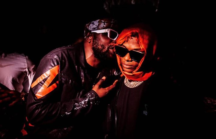 Dj Maphorisa And Wizkid Cooking A new Amapiano Hit?