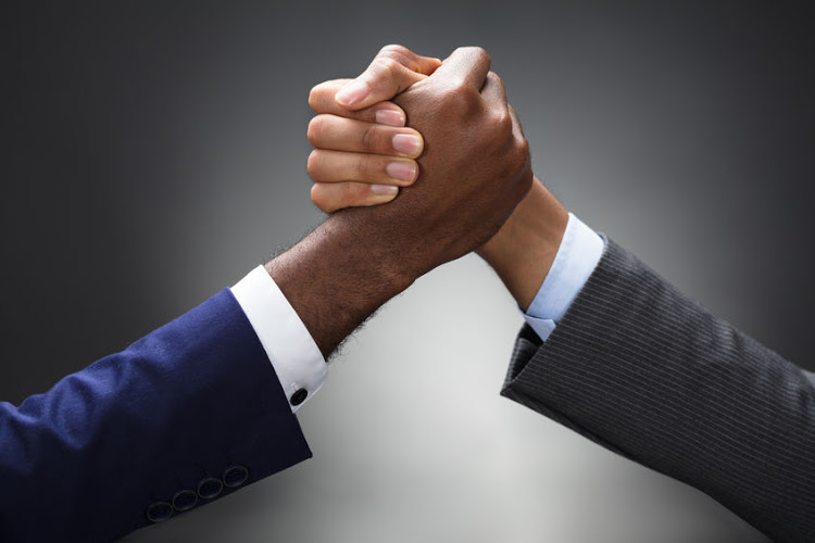 The ANC and DA are wrestling over the political leadership of the country's two top metros. Stock photo.