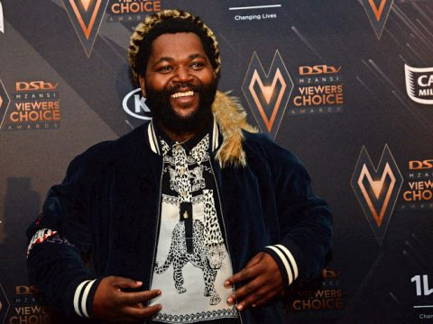 Sjava is not ashamed of using muthi.