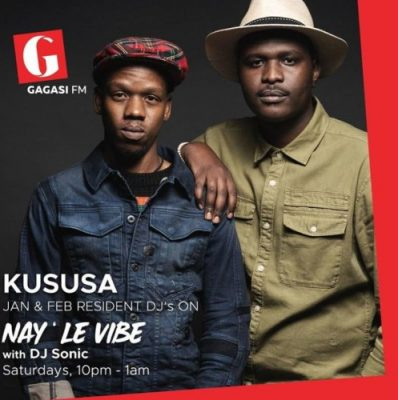Kususa Nay' Le Vibe Residency Mix Mp3 Download