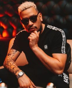AKA Shares Teaser From Upcoming Single From New Album