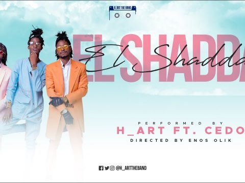 H_art the Band ft. Cedo - EL SHADDAI