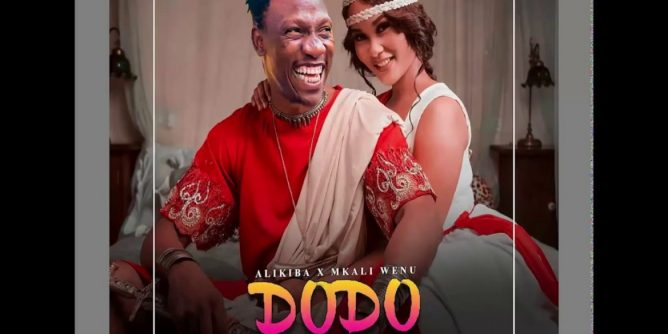 Alikiba X Mkaliwenu - Dodo (Remix) Mp3 Audio Download