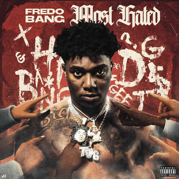 [FULL ALBUM] Fredo Bang - Most Hated Mp3 Zip Fast Download Free Audio complete