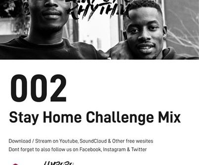 Limpopo Rhythm Stay Home Challenge Mix 2