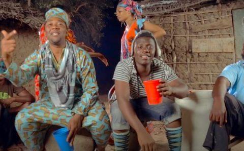VIDEO: Madee ft Rayvanny – POMBE Mp4 DOWNLOAD