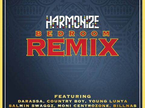 download - Harmonize - Bedroom Remix (Ft. Darassa, Country Boy, Young Lunya, Salmin Swaggz, Moni Centrozone, Billnas, Rosa Ree, Baghdad, Nay wa mitego)
