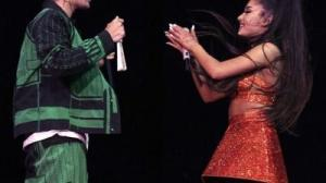 DOWNLOAD: Justin Bieber Ft. Ariana Grande – Stuck With You MP3
