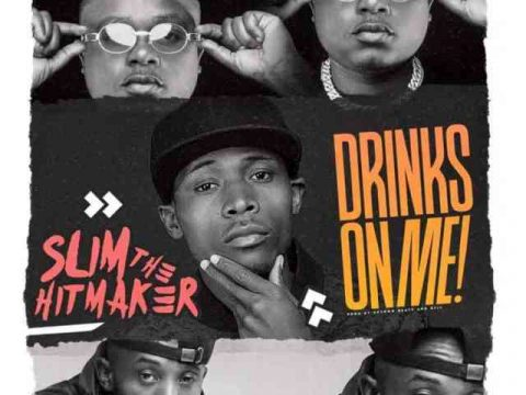 "DOWNLOAD Slim The Hitmaker ft. Chef 187 & T Sean – ""Drinks On Me"" Mp3"