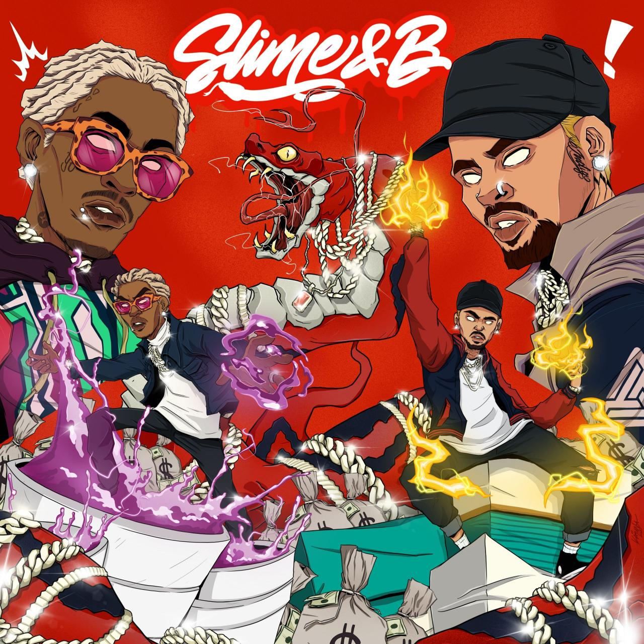 download - Chris Brown & Young Thug - Go Crazy