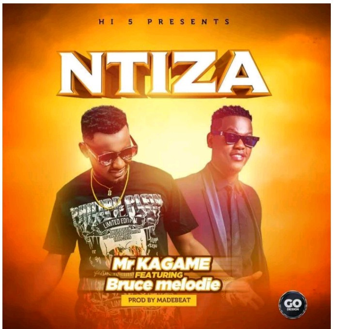Mr Kagame Ft Bruce Melodie - Ntiza