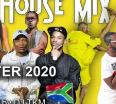 DJ TKM South African House Music Mix 2020 Mp3 Download