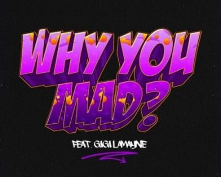 DJ Zan D – Why You Mad Ft. Gigi Lamayne mp3 download