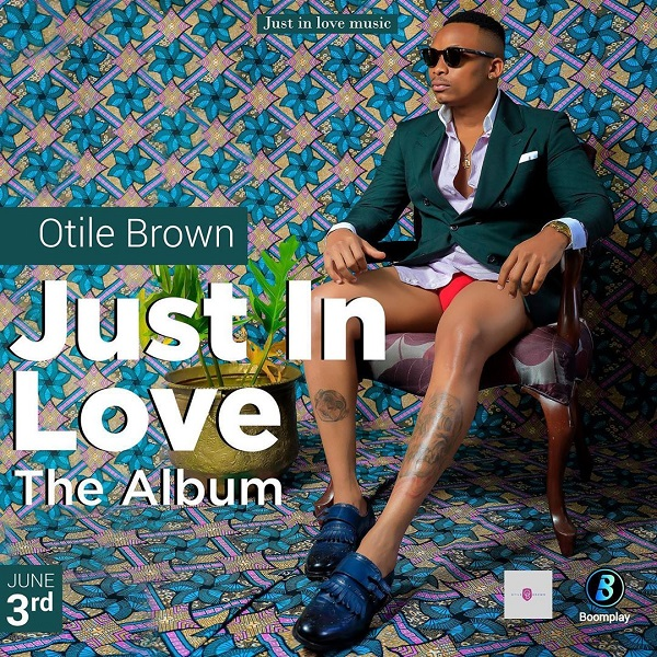 Otile Brown Just In Love Album