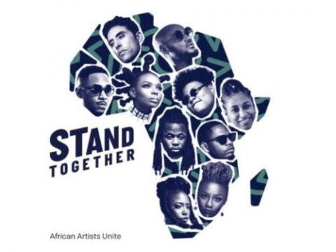 Amanda Black, Gigi Lamayne, 2Baba, Stanley Enow & Others - Stand Together