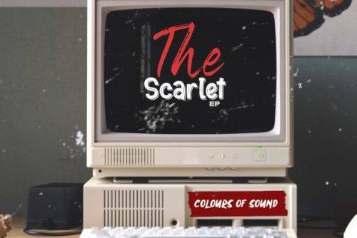 Colours of Sound - The Scarlet EP