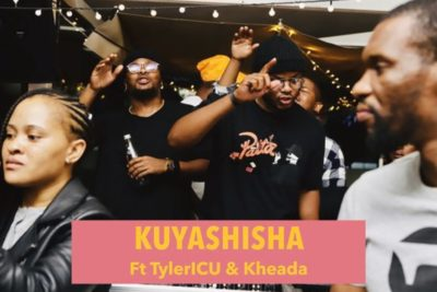 DOWNLOAD: Major League Ft. TylerICU & Kheada – Kuyashisa (mp3)