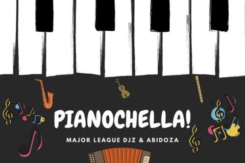 Major League & Abidoza - Pianochella (Song) ft. Sjavas Da Deejay