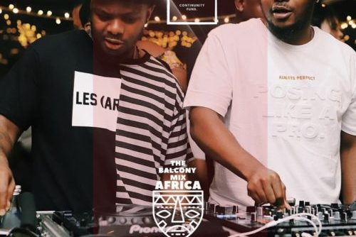 Major League – Amapiano Live Balcony Mix 26