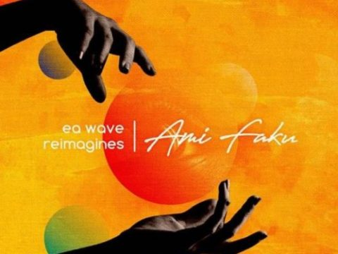 Ami Faku & EA Waves - EA Waves Reimagines  Ami Faku - EP