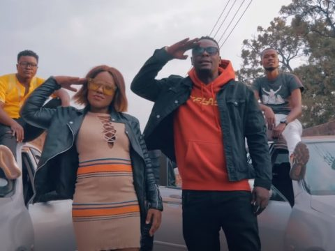 Alpha Romeo ft. S Roxxy - Salute (Official Video)