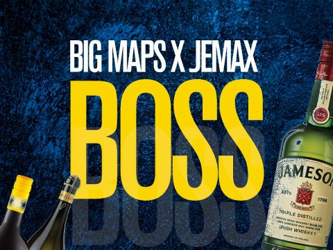Big Maps ft. Jemax - Boss (Prod. DJ Mzenga Man)