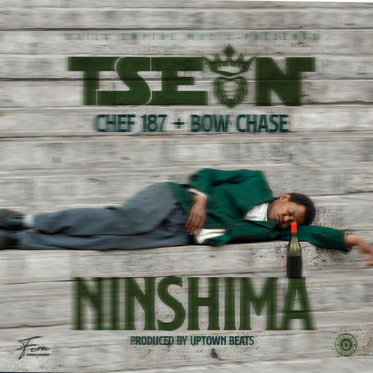 T-Sean ft. Chef 187 & Bow Chase - Ninshima