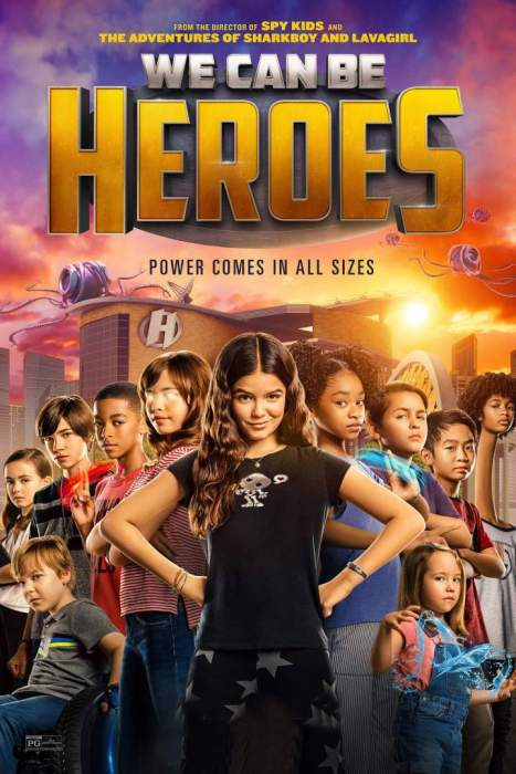 We Can Be Heroes Full Movie Mp4 HD