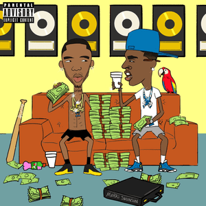 DOWNLOAD ALBUM: Young Dolph & Key Glock - Dum and Dummer 2 zip download