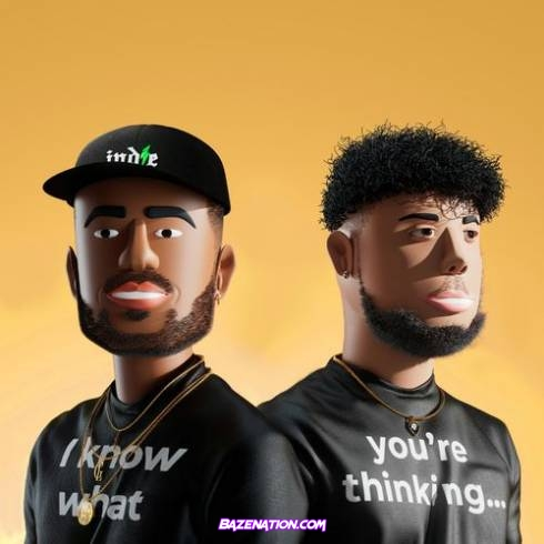 DOWNLOAD ALBUM: Futuristic & Michael Minelli - I Know What You're Thinking… [Zip File]