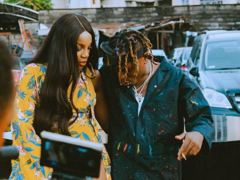 AUDIO Country Wizzy - Bado Ft Seyi Shay MP3 DOWNLOAD