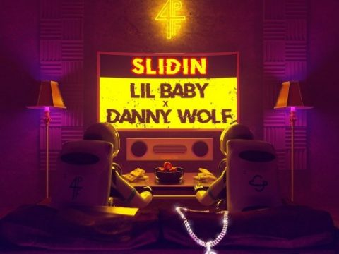 Danny Wolf - Slidin (feat. Lil Baby) Mp3 Download
