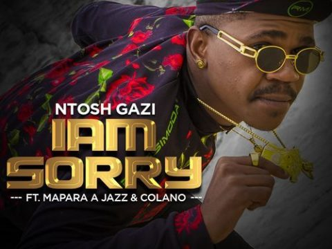 Ntosh Gazi - Iam Sorry Ft. Mapara A Jazz, Calona