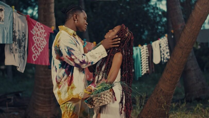 VIDEO Mbosso - Kiss Me MP4 DOWNLOAD