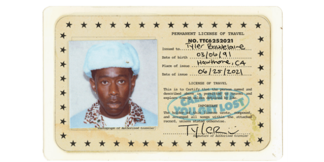 Tyler, The Creator CALL ME IF YOU GET LOST Zip Download