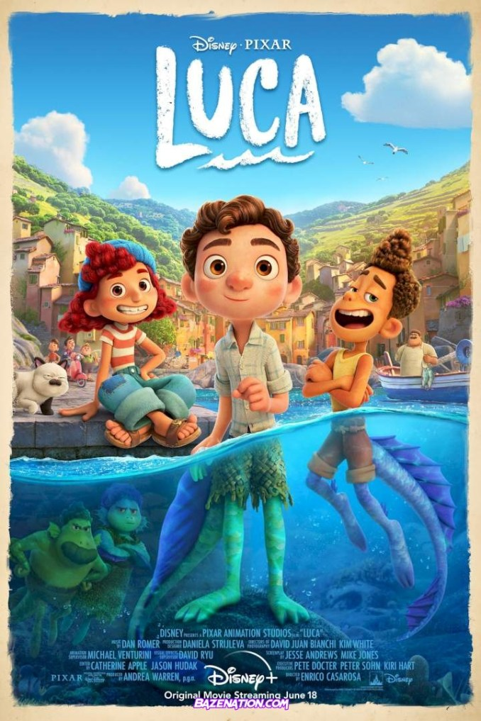 DOWNLOAD Movie: Luca (2021)