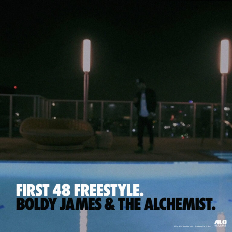 Boldy James & The Alchemist - First 48 Freestyle
